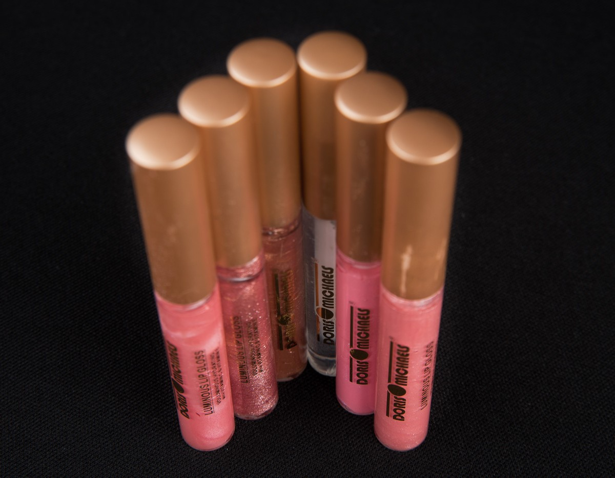Doris Michaels lip gloss group