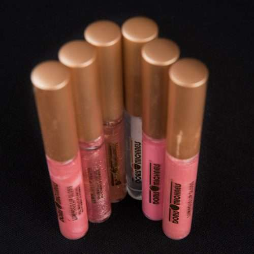 Doris Michaels lip gloss group