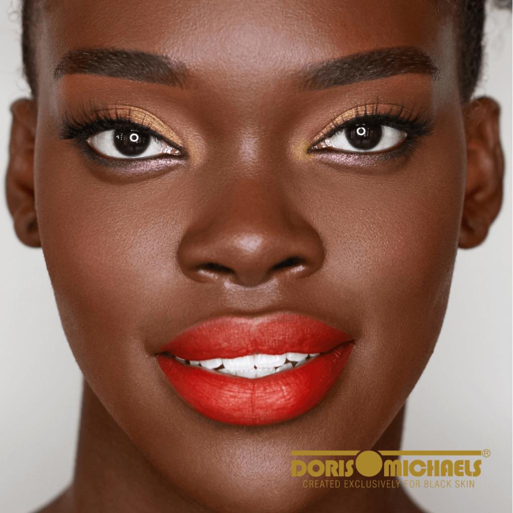 black girl summer brights look
